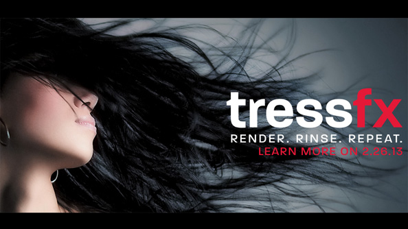 AMD hint at upcoming TressFX technology: potentially a fancy new hair rendering technique