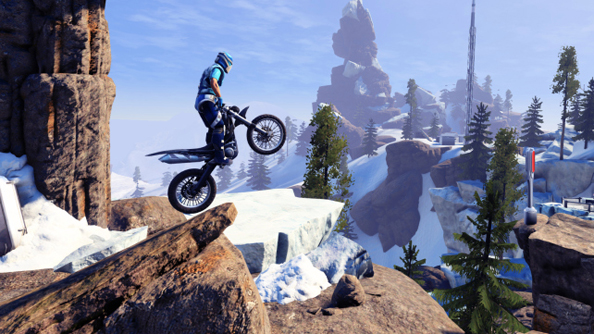 Reach for the sky: Trials Fusion grows an online tournament mode