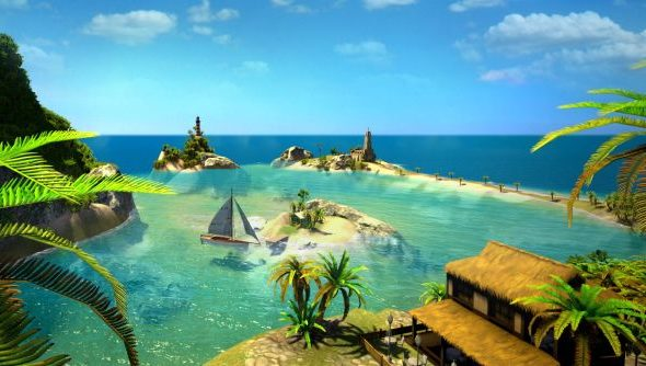 Tropico 5 is set in the series-standard paradise - but life for its people will not be so sunny.