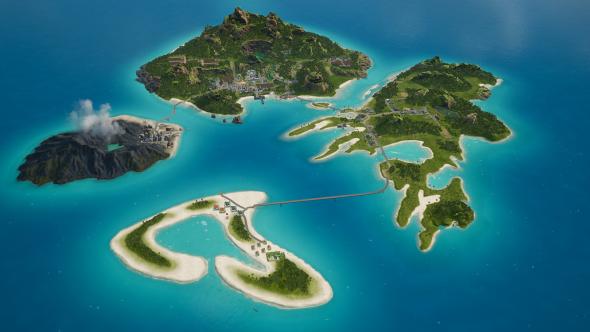 Tropico 6 islands