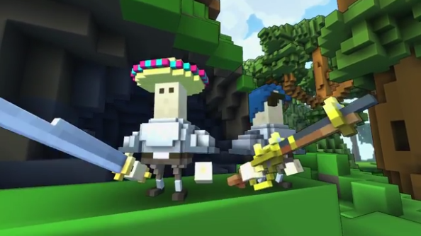 Trove is a bitesize MMO that's beating the big boys to the punch