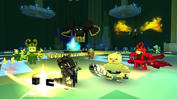 Blocky MMO Trove launches today
