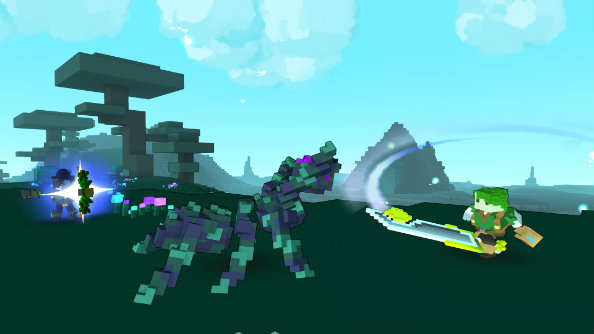 Trove's Rise of the Shadow Tower Update is live