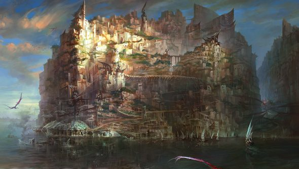 Tides of Numenera will be turn-based