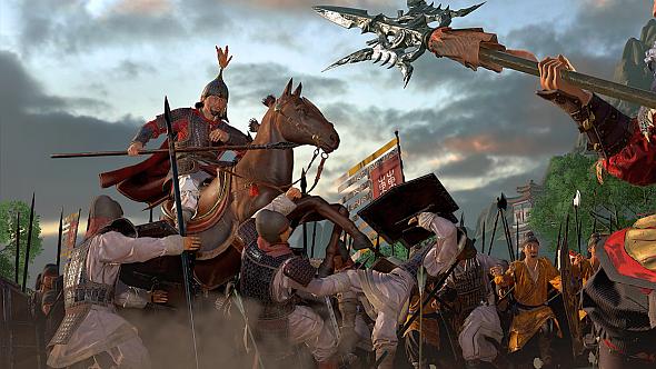 total war three kingdoms تحميل