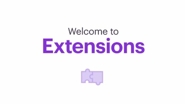 Twitch Extensions