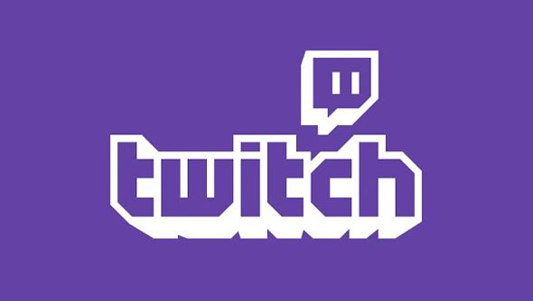 The purple and white Twitch logo.