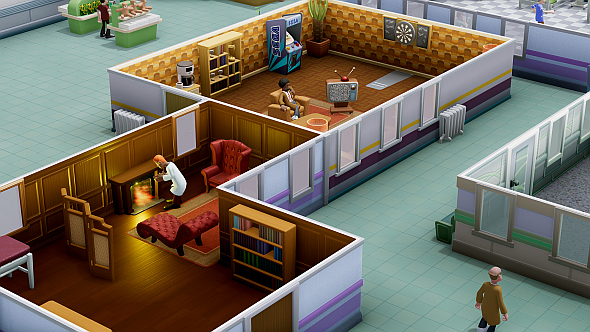 two_point_hospital_staff_room