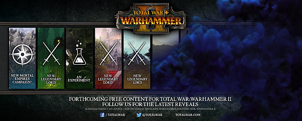Forthcoming free content for Total War: Warhammer 2