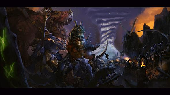 The Lizardmen and the Vortex