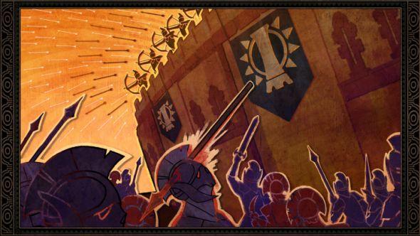 Tyranny Kyros Battle