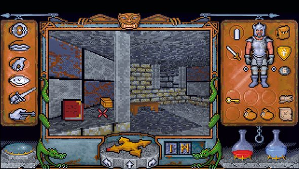 Ultima Underworld: The Stygian Abyss. Cutting edge in 1992.