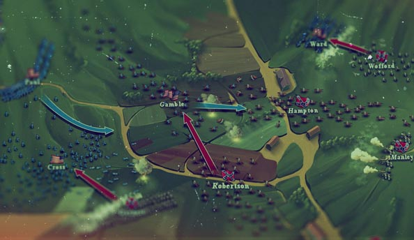 Ultimate General: Gettysburg is the first original RTS from Total War modder Darth Vader
