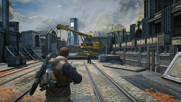 Gears of War 4 PC port review - ultra settings