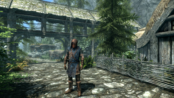 Skyrim Special Edition PC ultra settings