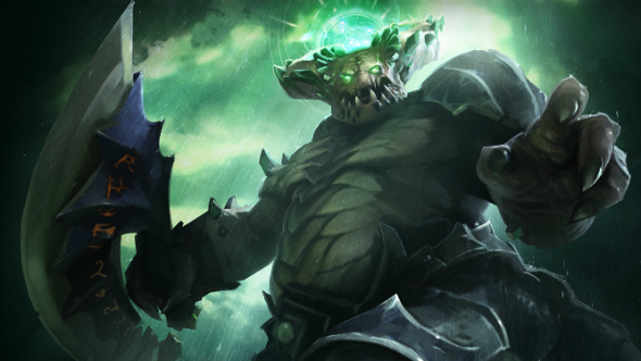 Dota 2's new hero: everything you need to know about Underlord - abilities, lore, item builds