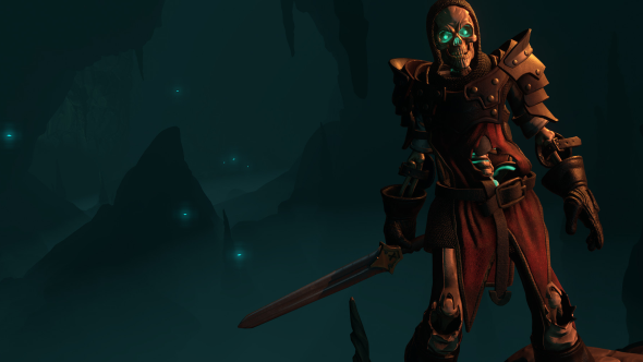 Underworld Ascendant undead