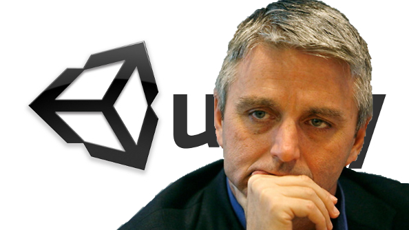 Unity co-founder and CEO steps out of the ring, tagging ex-EA boss John Riccitiello