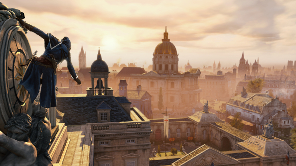 """best looking games Assassin's Creed Unity"""