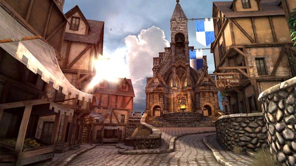 Unreal now playable in a browser via Mozilla plugin