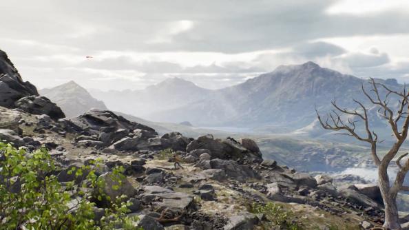 Unreal Engine 4 Kite demo shows off procedural generation