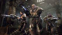 Unreal Tournament: a place where the gruff, wide-shouldered men and women of Epic can live on.