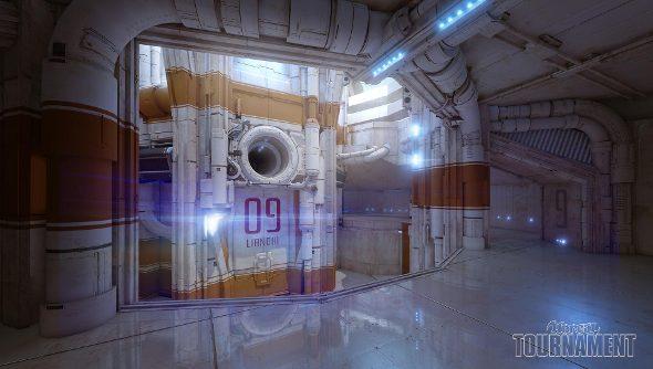 Unreal Tournament concept map