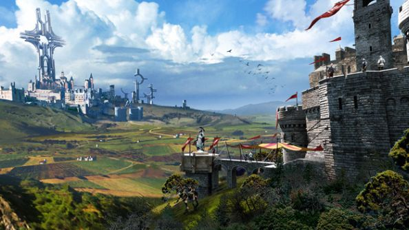 Final Fantasy Tactics designer taps Kickstarter to bring his new thing to PC