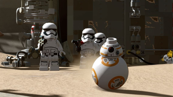 Upcoming PC games Lego Star Wars: The Force Awakens