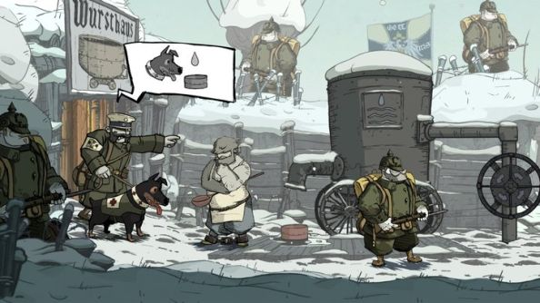 Valiant Hearts brings the feels with its somber E3 trailer