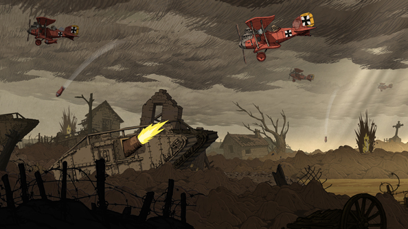 Is Valiant Hearts the most respectful war game ever made? This trailer makes its case