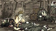 Valiant Hearts is in development under a tiny team in Southern France.