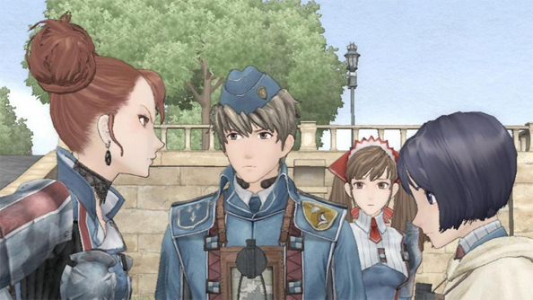 Valkyria Chronicles is coming to the PC