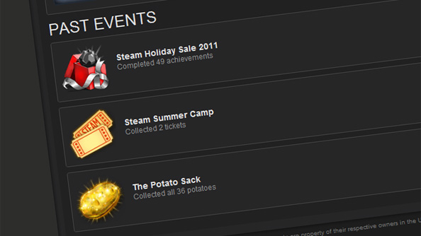 Valve introduces Steam Badges, encourages better use of Steam