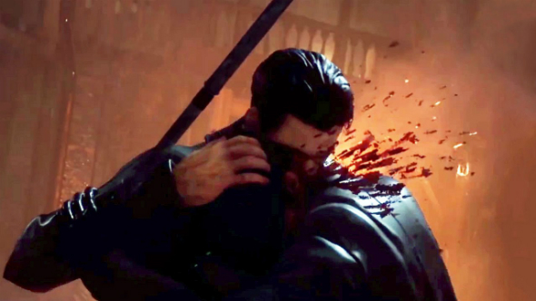 Vampyr gameplay demo looks like Life is Strange with slightly more blood drinking