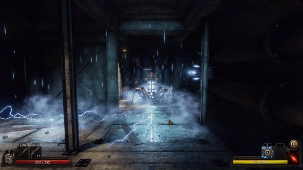 First-person realtime steampunk dungeon-crawl Vaporum launches on Steam & GOG