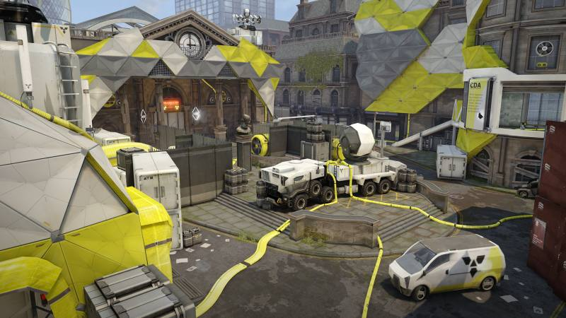 Splash Damage Left Nexon Due To A Lack Of Support For Dirty Bomb