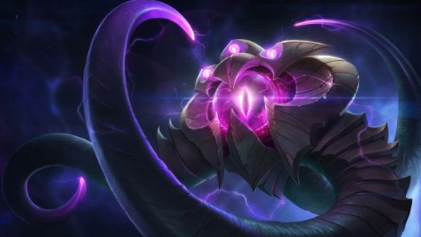 The eye to avoid: Riot cast their champion spotlight over Vel'Koz