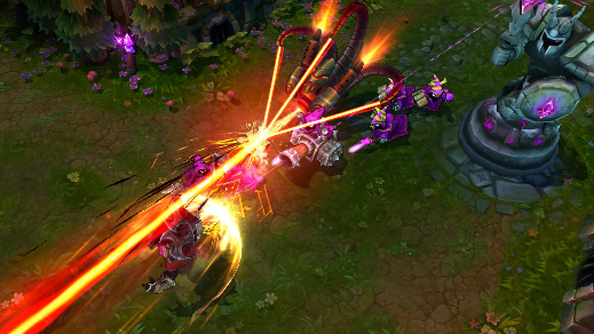 League of Legends Champion Review: Vel'Koz, the Eye of the Void