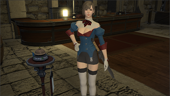 FFXIV Retainers