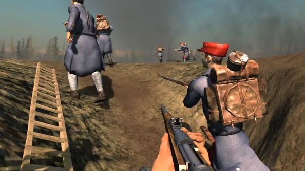 Verdun enters open beta; take to the trenches this WWI squad-based shooter