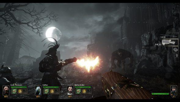 Vermintide Drachenfels DLC