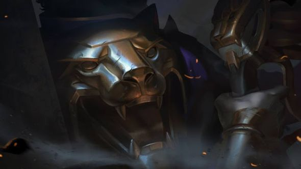 Victorious Graves is this year's League of Legends ranked