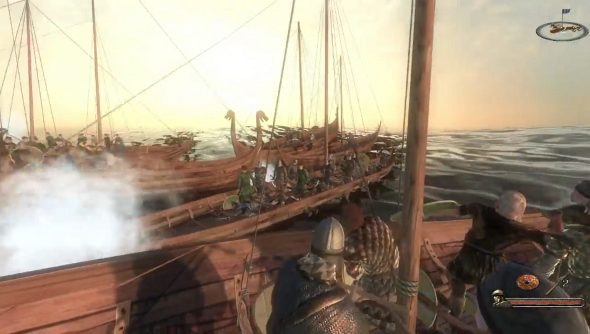 Mount & Blade: Warband - Viking Conquest trailer
