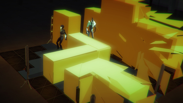 Volume is a stealth game about being heard. Or rather, not being heard.