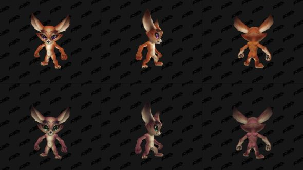 You can summon adorable Vulpera pups in Battle for Azeroth