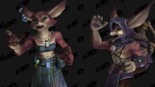Battle of Azeroth's foxy Vulpera are stirring up trouble in the WoW community