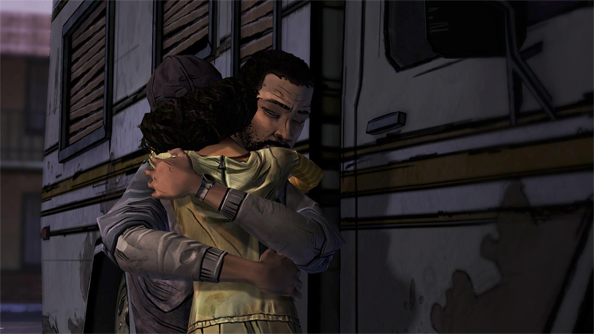 Telltale are releasing more Walking Dead content before season two