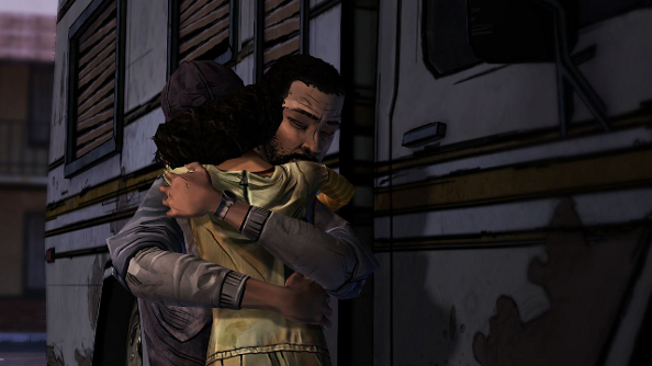 Telltale's The Walking Dead used in school to teach ethics, but not how to kill zombies