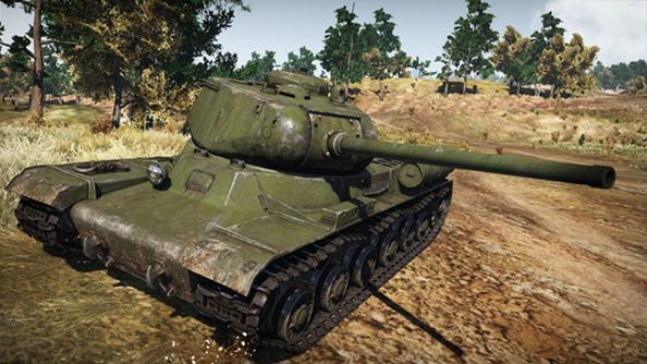 War Thunder Ground Forces expansion swells its tank ranks, hasn't even left closed beta yet